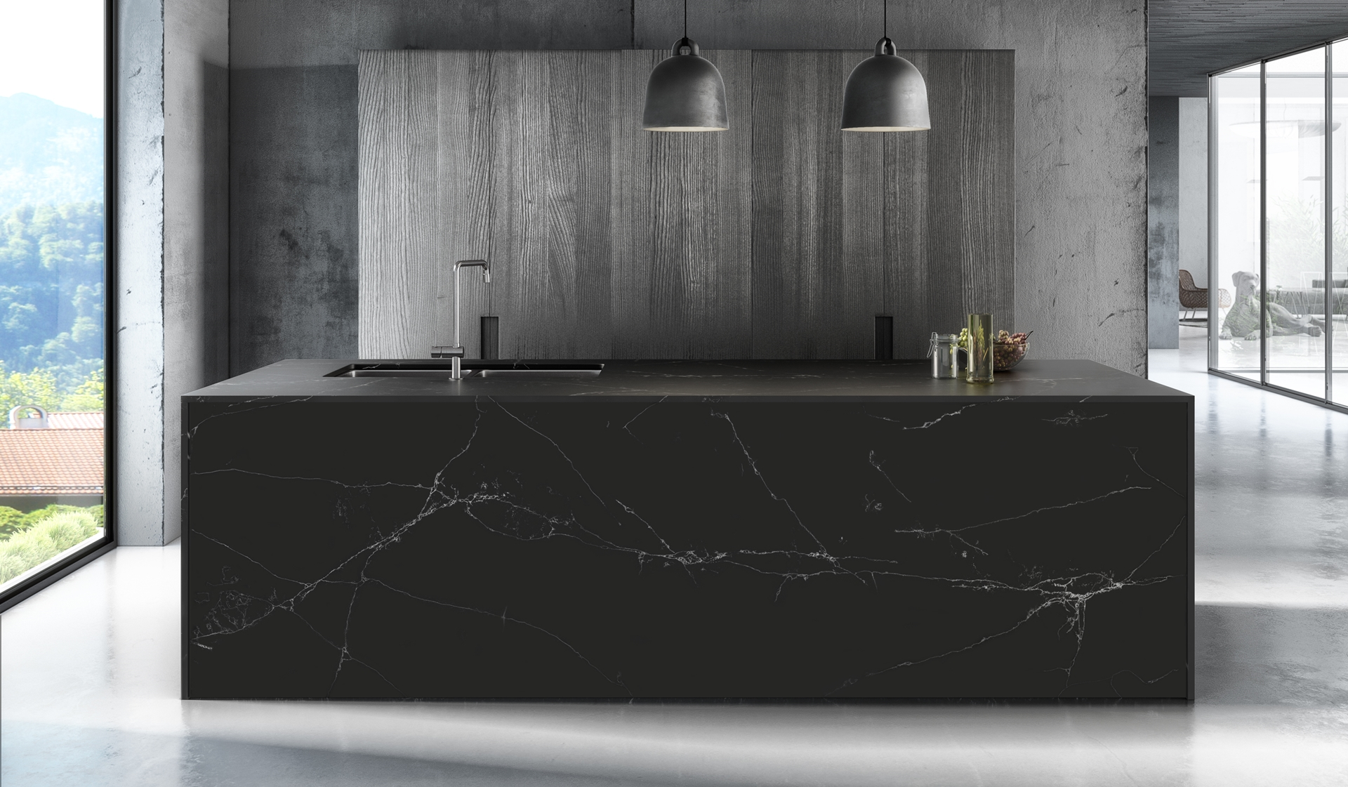 Granit kaufen bei Marmor Lorei Naturstein