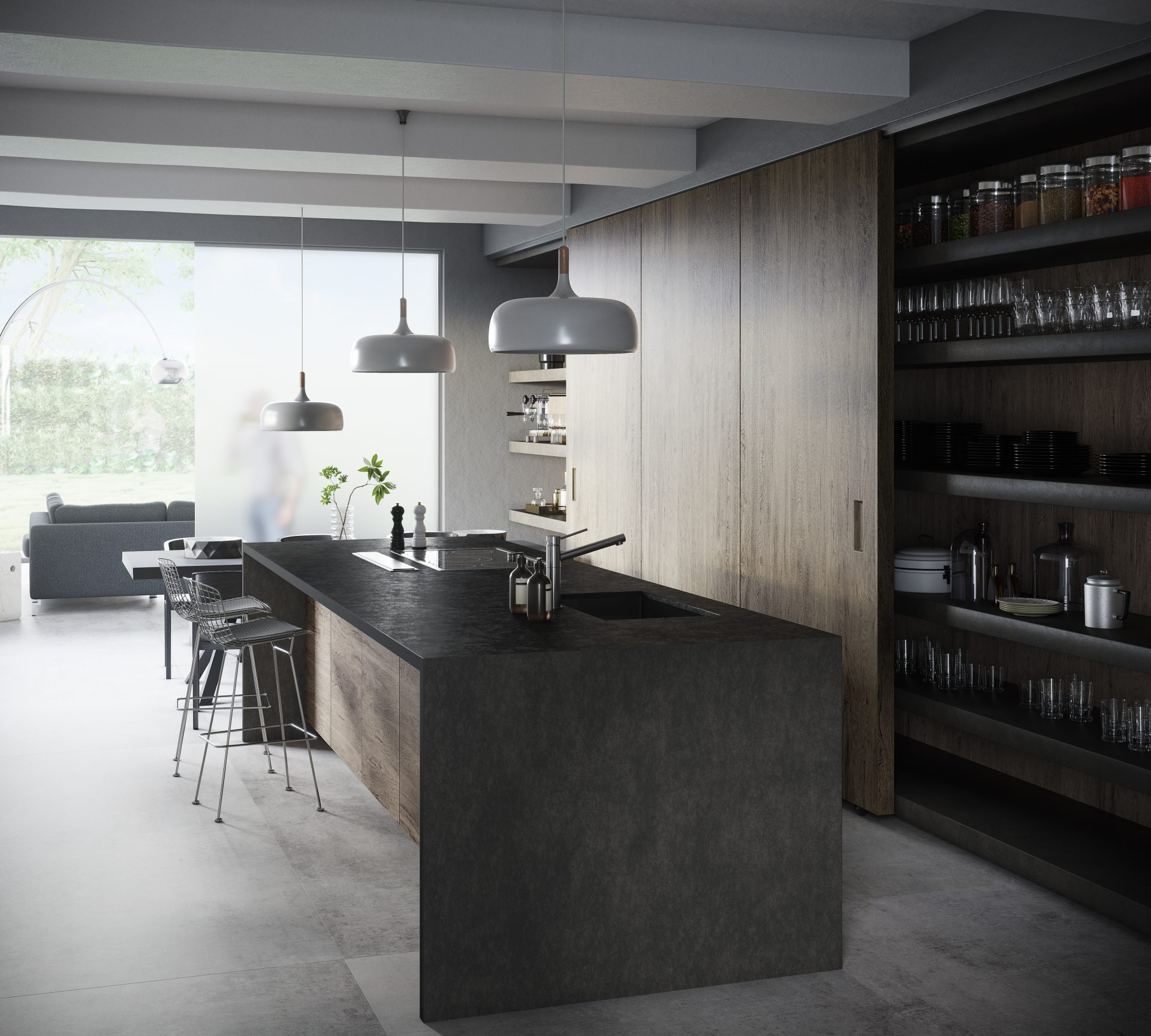 Dekton Kitchen - Milar (1)