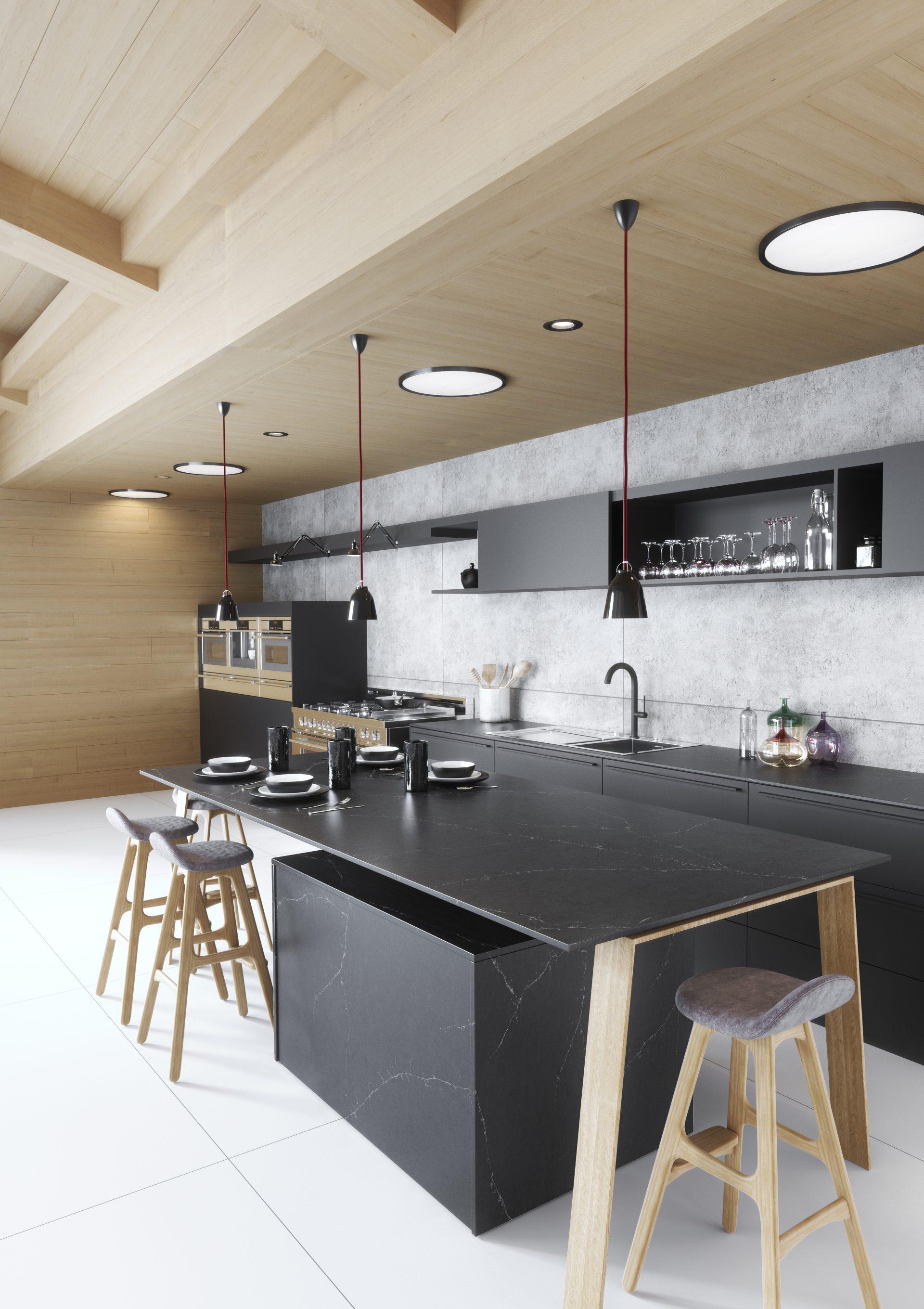 RS11279_Silestone Kitchen Europea - Eternal Charcoal Soapstone